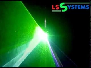 Лазерные эффекты  LS Systems Alpha GBC  c доставкой по России