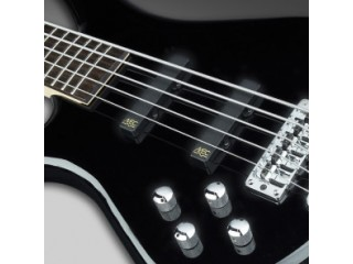 Бас-гитары  Rockbass FORTRESS 5 Black Highpolish c доставкой по России