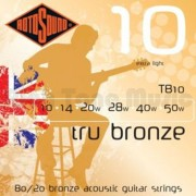 ROTOSOUND TB10 STRINGS PHOSPHOR BRONZE