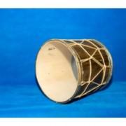 Барабан кавказский дерево 14 с чехлом