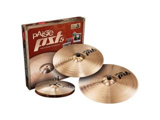 Комплекты тарелок  Paiste New PST 5 Universal Set c доставкой по России