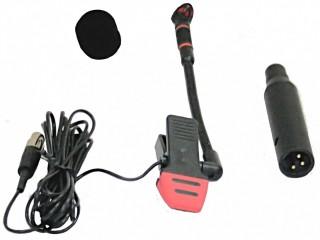 Инструментальные микрофоны INVOTONE ISM500 c доставкой по России