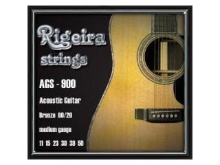 Струны для акустических гитар  RIGEIRA  AGS 900 c доставкой по России