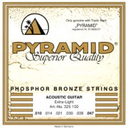 Pyramid 326 100 Phosphor Bronze Extra light