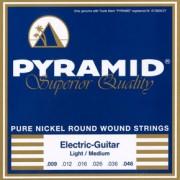 Pyramid 401 100 Pure Nikel Round Wound 9-42