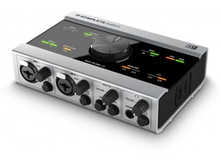 Звуковые карты и аксессуары  Native Instruments Komplete Audio 6 c доставкой по России