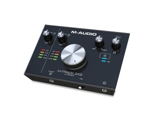 Звуковые карты и аксессуары  M-Audio M-Track 2X2 c доставкой по России