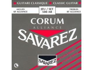 Струны для классических гитар  Savarez 500AR c доставкой по России