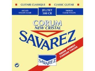 Струны для классических гитар  Savarez 500CR c доставкой по России
