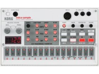 DJ MIDI - контроллеры  KORG VOLCA SAMPLE c доставкой по России