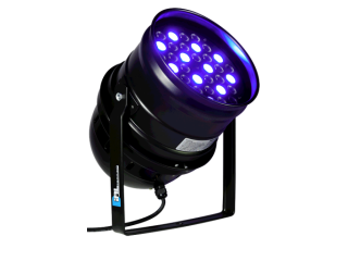 Прожектора и колорченджеры  DIALighting UV LEDPAR 64 c доставкой по России