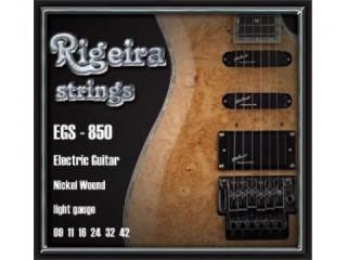 Струны для  электрогитар  RIGEIRA  EGS 850 c доставкой по России