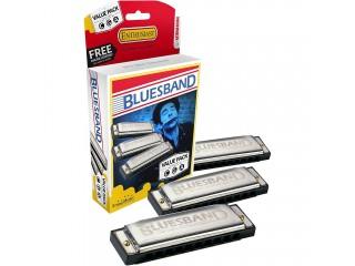 Губные гармошки  HOHNER Blues Band / CGA c доставкой по России