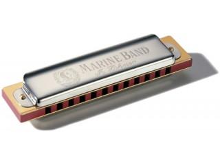 Губные гармошки  HOHNER Marine Band 364/24 C (M36401) c доставкой по России