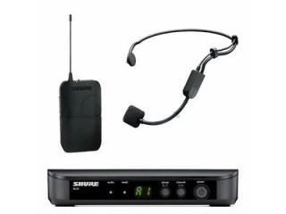 Головные радиосистемы  SHURE BLX14E/P31 M17 c доставкой по России