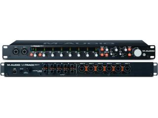Звуковые карты и аксессуары  M-Audio M-Track Eight c доставкой по России