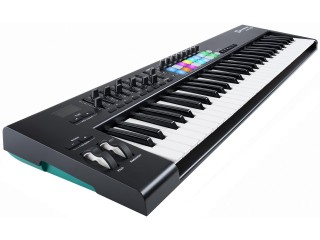 MIDI Клавиатуры  NOVATION LAUNCHKEY 61 MK2 c доставкой по России