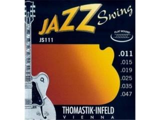 Струны для акустических гитар  Thomastik JS111 Jazz Swing c доставкой по России