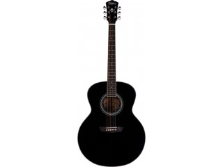 Акустические гитары Washburn WJ5S-B  c доставкой по России