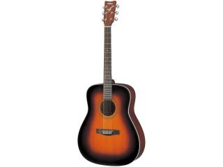 Акустические гитары Yamaha F-370 TBS c доставкой по России