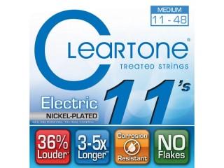 Струны для  электрогитар  Cleartone 9411 c доставкой по России