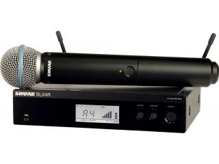 Вокальные радиосистемы  SHURE BLX24RE/B58 M17 c доставкой по России