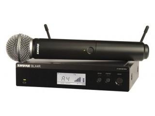 Вокальные радиосистемы  SHURE BLX24RE/SM58 M17 c доставкой по России