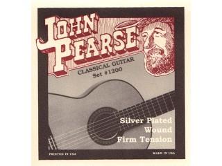 Струны для классических гитар  John Pearse 1200  c доставкой по России