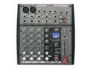 Аналоговые микшеры Phonic AM 220P c доставкой по России