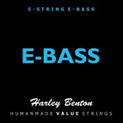 Harley Benton Value Strings 5-string