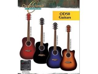 Акустические гитары OscarSchmidt OD50RDB c доставкой по России