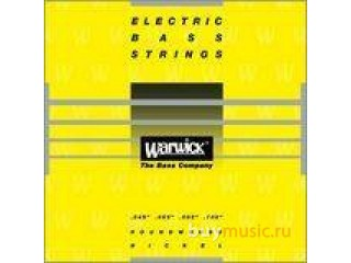Струны для бас-гитар  Warwick 41210ML4  Yellow Label 4 c доставкой по России
