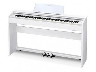 Цифровые пианино, рояли  Casio Privia PX-770WE c доставкой по России