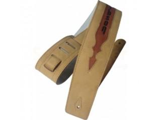 Ремни  Gibson ASGG-BL Brushed Leather Strap c доставкой по России