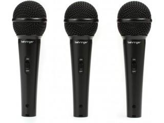 Вокальные микрофоны  Behringer XM1800S c доставкой по России