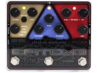 Процессоры эффектов  Electro-Harmonix EPITOME c доставкой по России