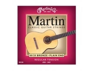 Струны для классических гитар  Martin 41M220 c доставкой по России