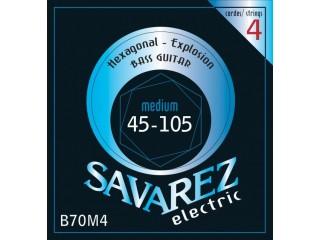 Струны для бас-гитар  Savarez B70M4 c доставкой по России