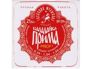 Струны для народных инструментов  ГОСПОДИН МУЗЫКАНТ BP 29N  c доставкой по России