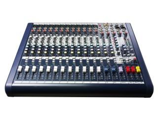 Аналоговые микшеры Soundcraft MFX12i  c доставкой по России