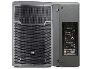 Активные акустические системы  JBL PRX715 c доставкой по России