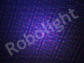 Лазерные эффекты  Robostar RGB c доставкой по России