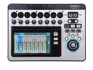 Цифровые микшеры QSC TouchMix-8 c доставкой по России