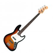 FENDER STANDARD JAZZ BASS MN BROWN SUNBURST TINT