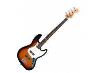 Бас-гитары  FENDER STANDARD JAZZ BASS MN BROWN SUNBURST TINT c доставкой по России