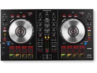 DJ - контроллеры  PIONEER DDJ-SB2 c доставкой по России