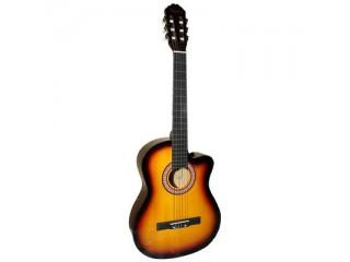 Классические гитары RIGEIRA RC - 390 C/SB c доставкой по России