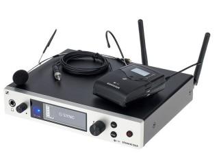 Головные радиосистемы  Sennheiser EW 300 G4-HEADMIC1-RC-AW+ c доставкой по России