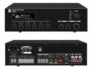 Усилители мощности CMX Audio EA-60 c доставкой по России