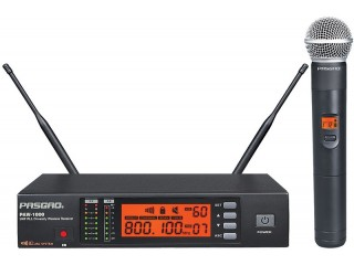 Вокальные радиосистемы  WOLDY PAW1000/PAH1000 c доставкой по России